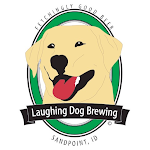 Logo of Laughing Dog Brewing American Amber