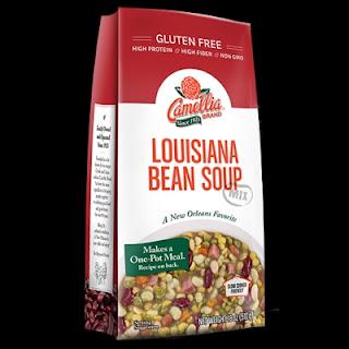 Louisiana Bean Soup Mix