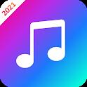 iPlayer OS14: Music Free Player 2021 - EQ Player icon