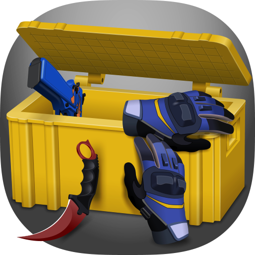 Case Opener Ultra - Simulator with skin trading