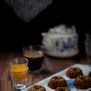 Plum Tea Cakes.