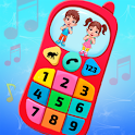 My Baby Phone Game For Toddlers and Kids icon