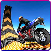 Impossible Bike Racing Dangerous Stunts