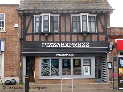 Pizzaexpress On Sycamore Road Restaurant Italian In