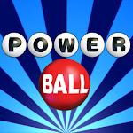 Powerball Lottery Icon