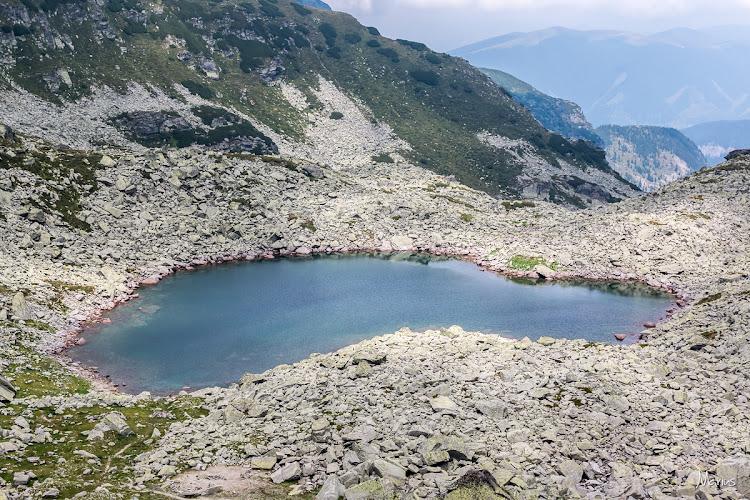 Lacul Mândra, foto Marius