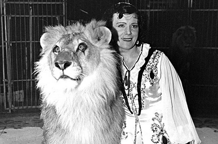 Укрощая львов, Бугримова зарабатывала на бриллианты