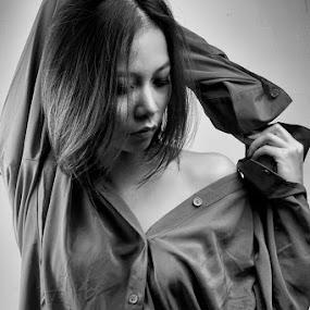 fitri maygina by Syahbuddin Nurdiyana - People Portraits of Women