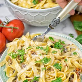Carbonara Sauce No Cheese Recipes.