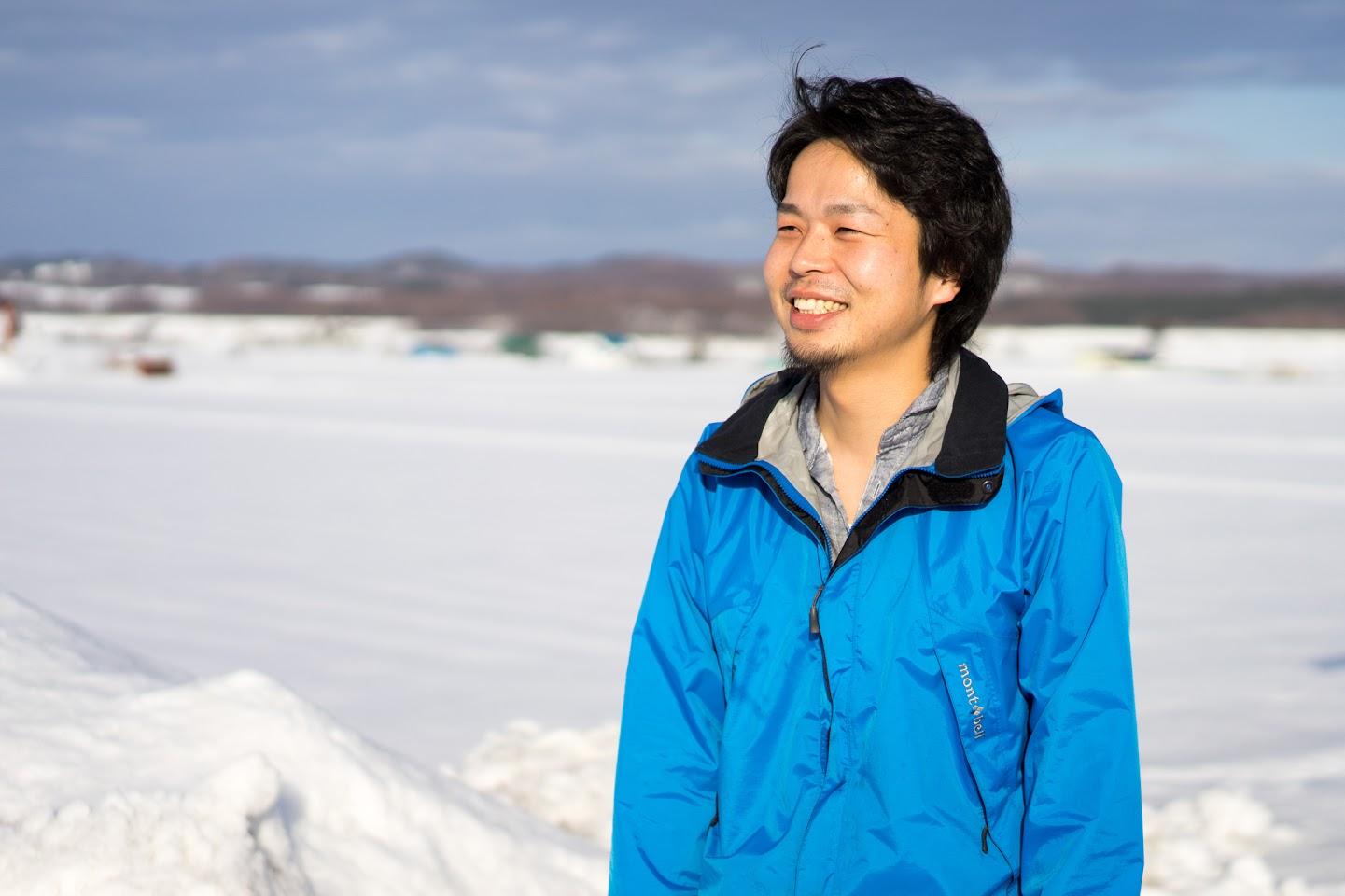 吉尾太志さん