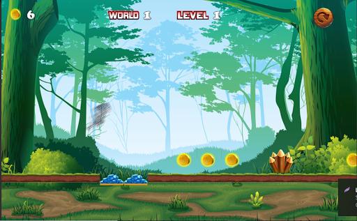 Shinobi Ninja Jungle Runner apkdebit screenshots 3