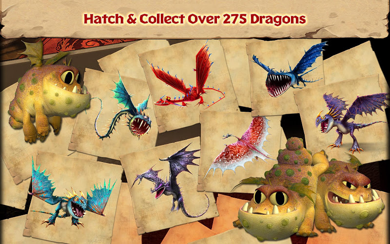 Dragons: Rise of Berk Screenshot 4