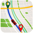 Free Offline Maps & Gps Navigation For Car icon