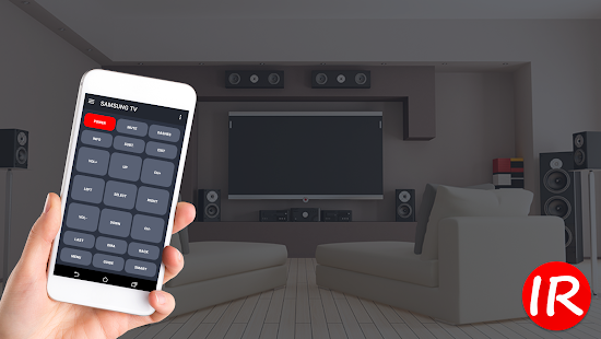 IR Universal Remote™ + WiFi Screenshot