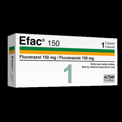 Fluconazol Efac 150mg 1Capsula Altian Pharma