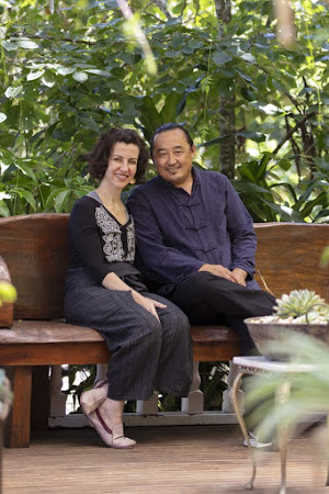 Adriana Shak, co-fundadora do Espaço Tibet