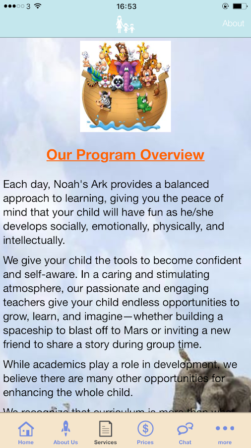 Noahs ark childcare android apps on google play noahs ark childcare screenshot forumfinder Images