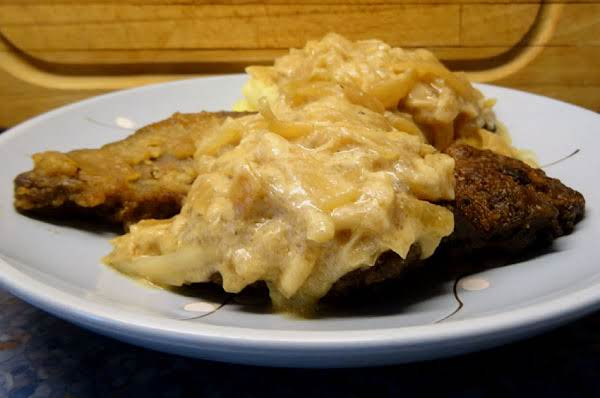 Cafe-style Liver And Onions