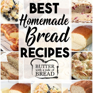 BEST BREAD RECIPES ~ Easy Homemade Bread.