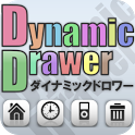Dynamic Drawer icon