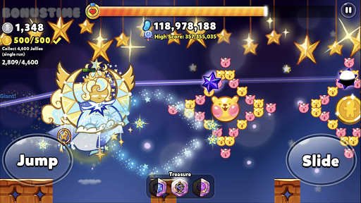 Cookie Run: OvenBreak apkdebit screenshots 1