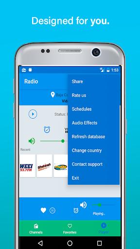 Speaker Radio - Portable Radio Alarm for PC