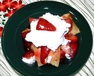 Strawberry Shortcake Stack Recipe