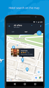 Anywayanyday: Flights Hotels- screenshot thumbnail