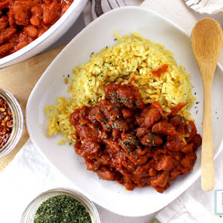 Vegan Vindaloo | Kidney Bean Vindaloo.