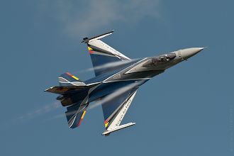 Photo: F-16A Fighting Falcon FA Belgium  Air Force