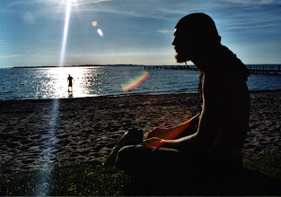 Photo: Meditation in the afternoon sun