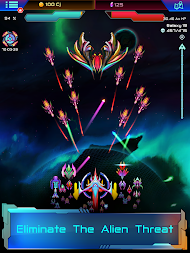 Void Troopers : Sci-fi Tapper APK screenshot thumbnail 15