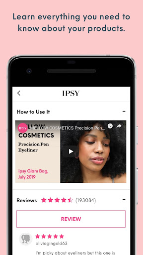 IPSY: Makeup, Beauty, and Tips screenshot 3