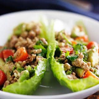 Lettuce Leaf Wraps.