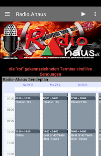 Radio-Ahaus- screenshot thumbnail