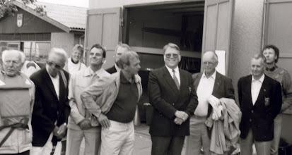 Photo: 1985 GOR inspektion.