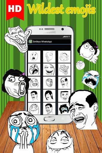 WhatsSmiley Starfall emoji