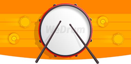 WeDrum: Drum Set Music Games & Drums Kit Simulator for PC