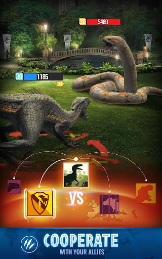Jurassic World Alive screenshots 20
