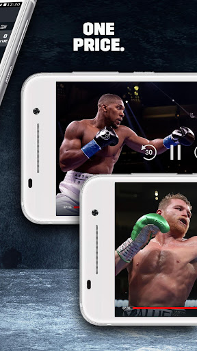 DAZN Live Fight Sports: Boxing, MMA & More 1.69.0 screenshots 3