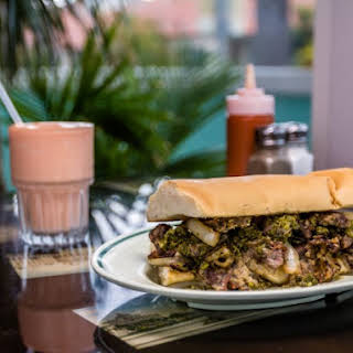Churrasco Sandwich.