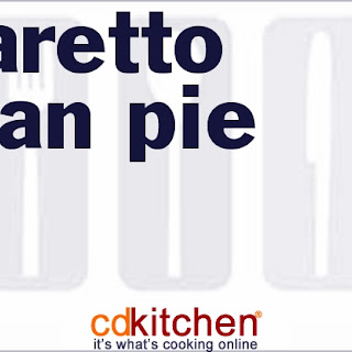 Almond Amaretto Pie Recipes