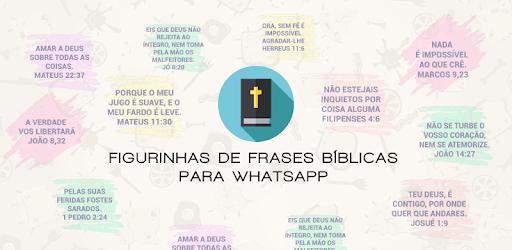 Figurinhas De Frases Bíblicas Para Whatsapp Aplicaciones