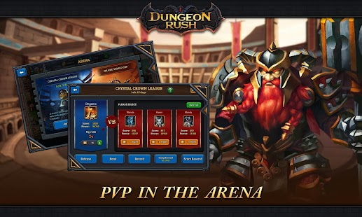 Dungeon Rush- screenshot thumbnail