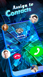Download Color Call Screen – Phone Caller Screen Themes App For Android 5