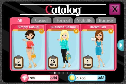 Fashion Story screenshot 4
