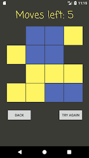 Make Squares Blue - náhled