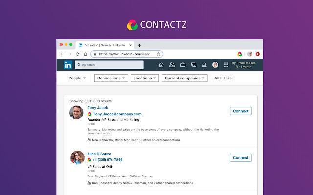 Promote Contactz