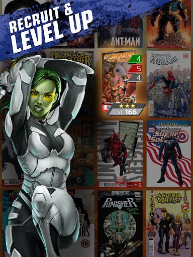 Marvel Puzzle Quest  screenshots 9