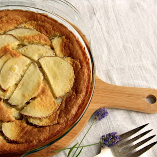 Asian Pear Clafoutis Recipe